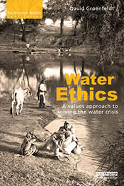 cover of Water Ethics