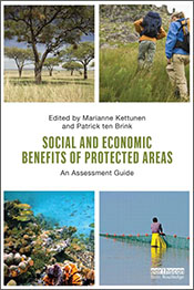 cover of Social and Economic Benefits of Protected Areas