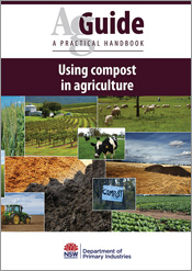 cover of Using Compost in Agriculture
