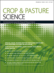 Making Better Fertiliser Decisions for Cropping Systems in Australia