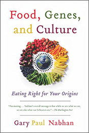 cover of Food, Genes, and Culture