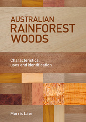 Australian Rainforest Woods