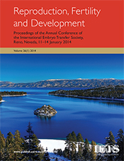 Proceedings of the Annual Conference of the International Embryo Transfer Society, Reno, Nevada, 11–14 January 2014