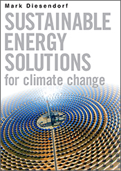 cover of Sustainable Energy Solutions for Climate Change