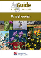 cover of Managing Weeds