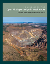 Cover featuring a photo of a soft iron ore mine in Brazil.