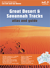 cover of Great Desert and Savannah Tracks