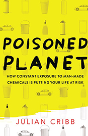 Poisoned Planet cover image