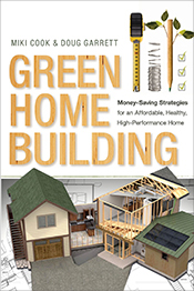 Cover image features images of building equipment and a house in various s