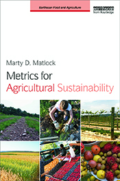 cover of Metrics for Agricultural Sustainability