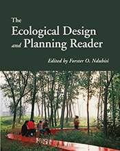 cover of The Ecological Design and Planning Reader