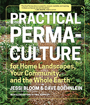 cover of Practical Permaculture for Home Landscapes, Your Community and t