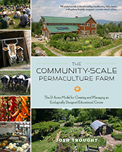 cover of The Community-Scale Permaculture Farm