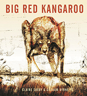 cover of Big Red Kangaroo
