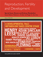 Cover image features mostly red background and a jumble of words.