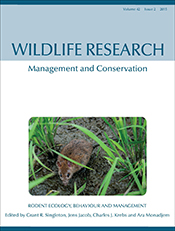 cover of Rodent Ecology, Behaviour and Management