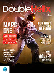 Double Helix, Issue 1, Volume 1