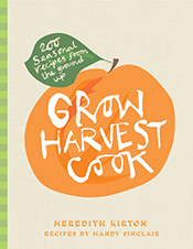 cover of Grow Harvest Cook