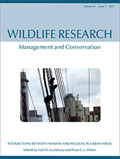 Interactions Between Humans and Wildlife in Urban Areas