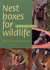 Cover image with various nesting boxes and animals.