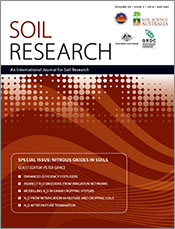 Cover of journal with title and contents