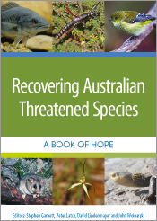 Recovering Australian Threatened Species