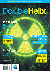 Double Helix Issue 24
