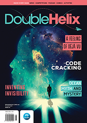Double Helix Issue 25