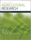 Australian Journal of Agricultural Research