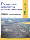 Prospects for Biodiversity in  Salinising Landscapes