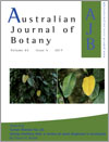 Australian Journal of Botany