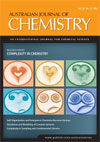 Complexity in Chemistry cover image