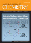 RAFT Chemistry cover image