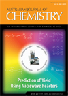 Microwave and Green Chemistry cover image