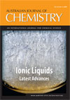 Ionic Liquids — Latest Advances cover image