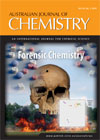 RESEARCH FRONT: Forensic Chemistry