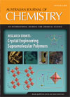RESEARCH FRONTS: 1. Crystal Engineering; 2. Supramolecular Polymers