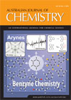 Benzyne Chemistry cover image