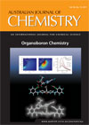 Australian Journal of Chemistry