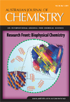 RESEARCH FRONT: Biophysical Chemistry