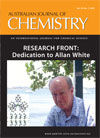 RESEARCH FRONT: Dedication to Allan White