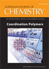 Coordination Polymers cover image