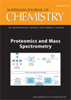 Proteomics and Mass Spectrometry cover image