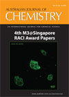 4th Molecular Materials Meeting (M3) @ Singapore Also Featuring RACI Award papers cover image