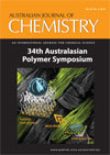 34th Australasian Polymer Symposium cover image