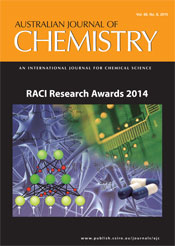 RACI Research Awards 2014 cover image