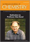 Dedication to Professor Alan Bond cover image