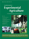 Dairy Science cover image