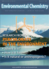 RESEARCH FRONT: Perchlorate in the Environment