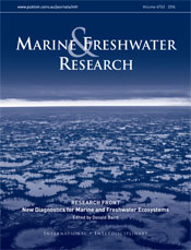 New Diagnostics for Marine and Freshwater Ecosystems cover image
